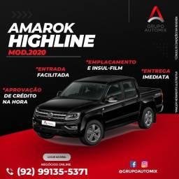 Título do anúncio: amarok highline
