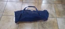Berco desmontavel com sacola
