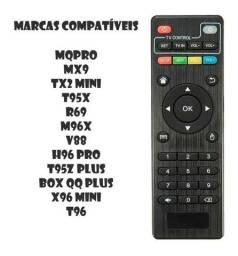 Controle TVbox MXQ, MX9 (vários modelos)