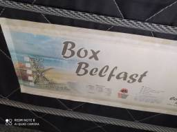 Cama Box Casal conjugada
