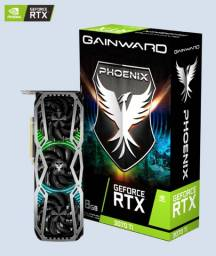 Placa de Vídeo Nvidia Gainward  RTX 3070Ti Phoenix - 2 Anos de garantia - 3070 Ti  Lacrada