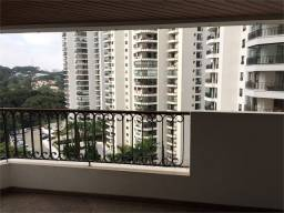 Apartamento para alugar com 4 dormitórios em Santo amaro, São paulo cod:REO98676
