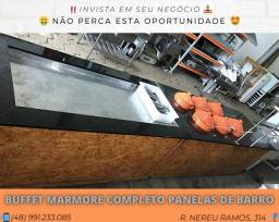 Conjunto Buffet - Completo - Seminovo - Com garantia | Matheus