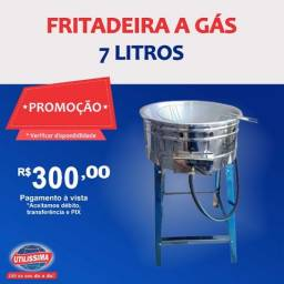 Fritadeira a gás 7 litros