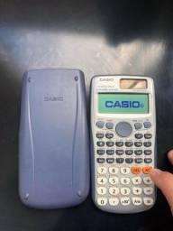 Vendo calculadora Casio Semi-Nova