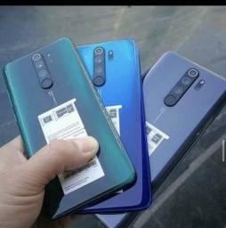 Note 8 Pro 64GB/6ram Verde/Cinza/Azul