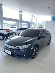 Civic ex 2019 com 25 mil km !! Azul metálico !!