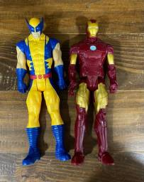 Heróis Marvel e Matel - Max Stell e Monstros Max Stell. Preços à partir de R$ 20,00