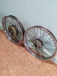 Rodas de 150