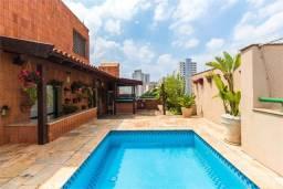 Apartamento à venda com 4 dormitórios em Vila mariana, São paulo cod:REO448958