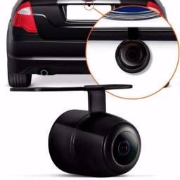 Título do anúncio: Câmera De Ré Automotiva Estacionamento Borboleta Colorida