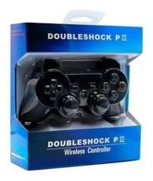 Controle Sem Fio Playstation 3