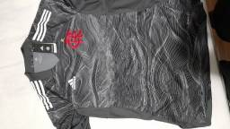 Camisa Flamengo goleiro 2021 preta G
