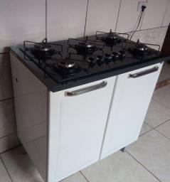 Título do anúncio: Cooktop com Balcão Inox Itatiaia