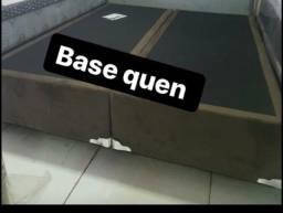 base pra colchao queen 158x198 apronta entrega frete gratis