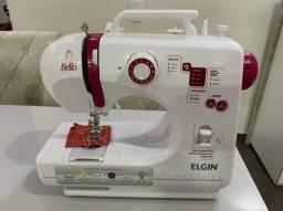 Máquina de costura portátil Elgin Bella