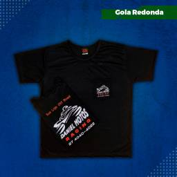 Camisa Gola Redonda