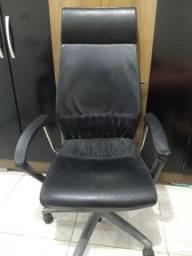 Cadeira de escritório presidencial