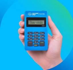 Título do anúncio: Máquina de Cartão Point Mini Bluetooth D150 Mercado Pago