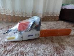 Vendo motosserra Sthill ms 382 novo