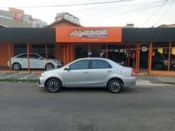 Título do anúncio: Etios Sedan X 1.5 Flex 2018 Único dono