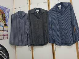 Título do anúncio: Vendo camisas longas em bons estados