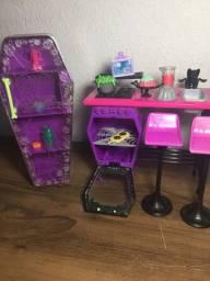 Cozinha Monster High Brinquedo