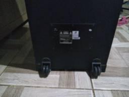 Caixa Acústica Pcx20000 Bluetooth USB 1800W Semi Nova