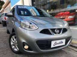 Nissan March 1.6 Sv Cvt Ano 2020