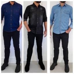 Camisas Sociais e Jeans