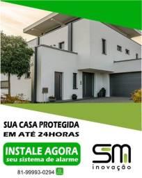 Alarme residencial e Empresarial (Vendas, Instalação e Manutenção)