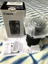 Lente Canon Ef 75-300mm-(Garantia Janeiro 2022)
