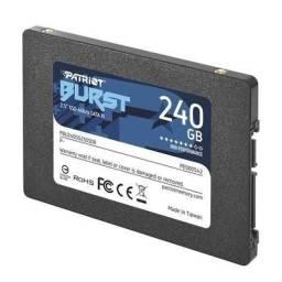 SSD Patriot Burst 240GB