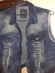 Colete Jeans marca Pool Original