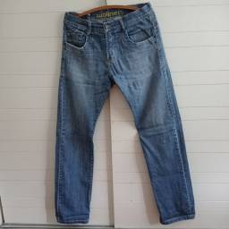 Título do anúncio: Calça jeans Wollner (tamanho 40)