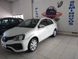 Etios Sedan X Plus 1.5 Automático 2019/2020