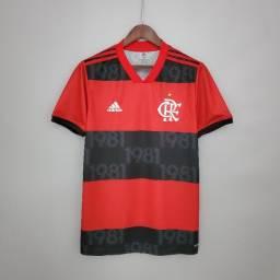 Camisa Flamengo 2021 a pronta entrega Tamanho GG e 2xg
