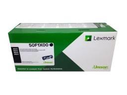 Toner Lexmark 50F1X00 Original Novo