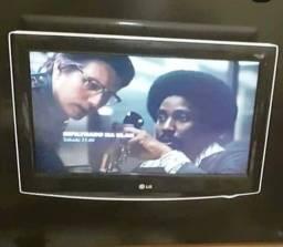 Televisão LG 22? branca 22LG30R