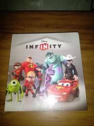 Álbum Disney infinity porta Power Disc