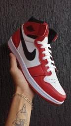 Título do anúncio: Bota Nike Air Jordan 1