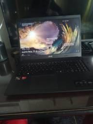 Notebook Acer Aspire 3 - 3 meses de uso