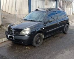 Renault Clio 2005 Preto