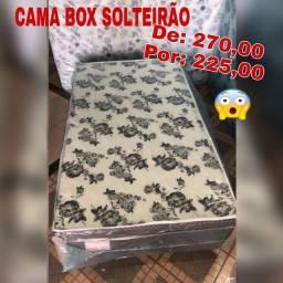 CAMA BOX SOLTEIRÃO