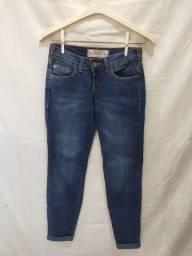 Calça jeans cigarrette 36