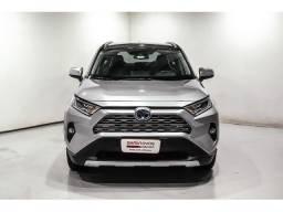 Título do anúncio: Toyota Rav4 2.5 VVT-IE HYBRID SX CONNECT AWD CVT