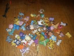 65 Pokemons (Miniaturas)