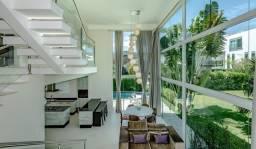 Título do anúncio: Casa em condomínio fechado de frente para o mar à venda, 322 m², 4 suítes, Balneário Cambo