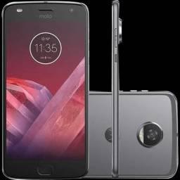 Motorola Moto Z2 Play 64GB - Lacrado!!!! Com Snap JBL