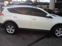 Toyota Rav4 zera pego um carro no negocio.ipva pago - 2013